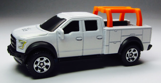 2015 Ford F-150 Contractors Truck