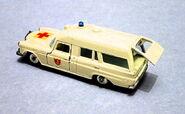 Mercede-Benz Binz Ambulance (King Size rear)