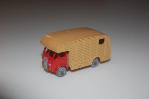 Marshall Horse Box