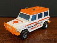 MB30-F Mercedes-Benz 280 GE Ambulance
