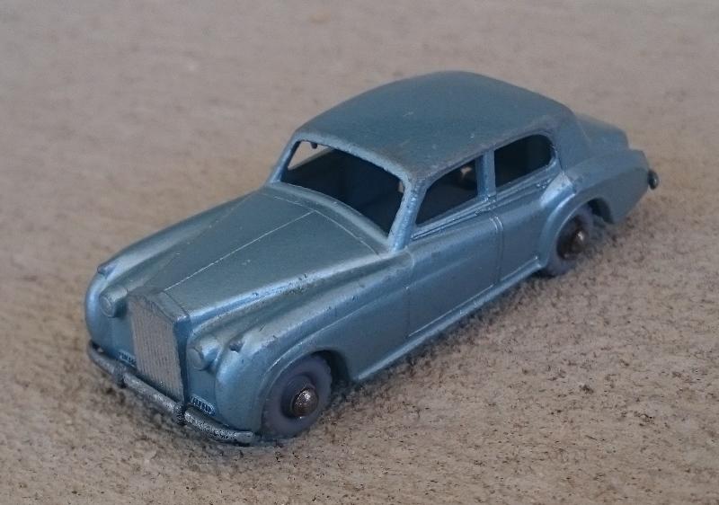 Rolls-Royce Silver Cloud (1958)