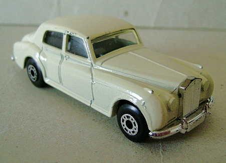 Rolls Royce Silver Cloud (1985)