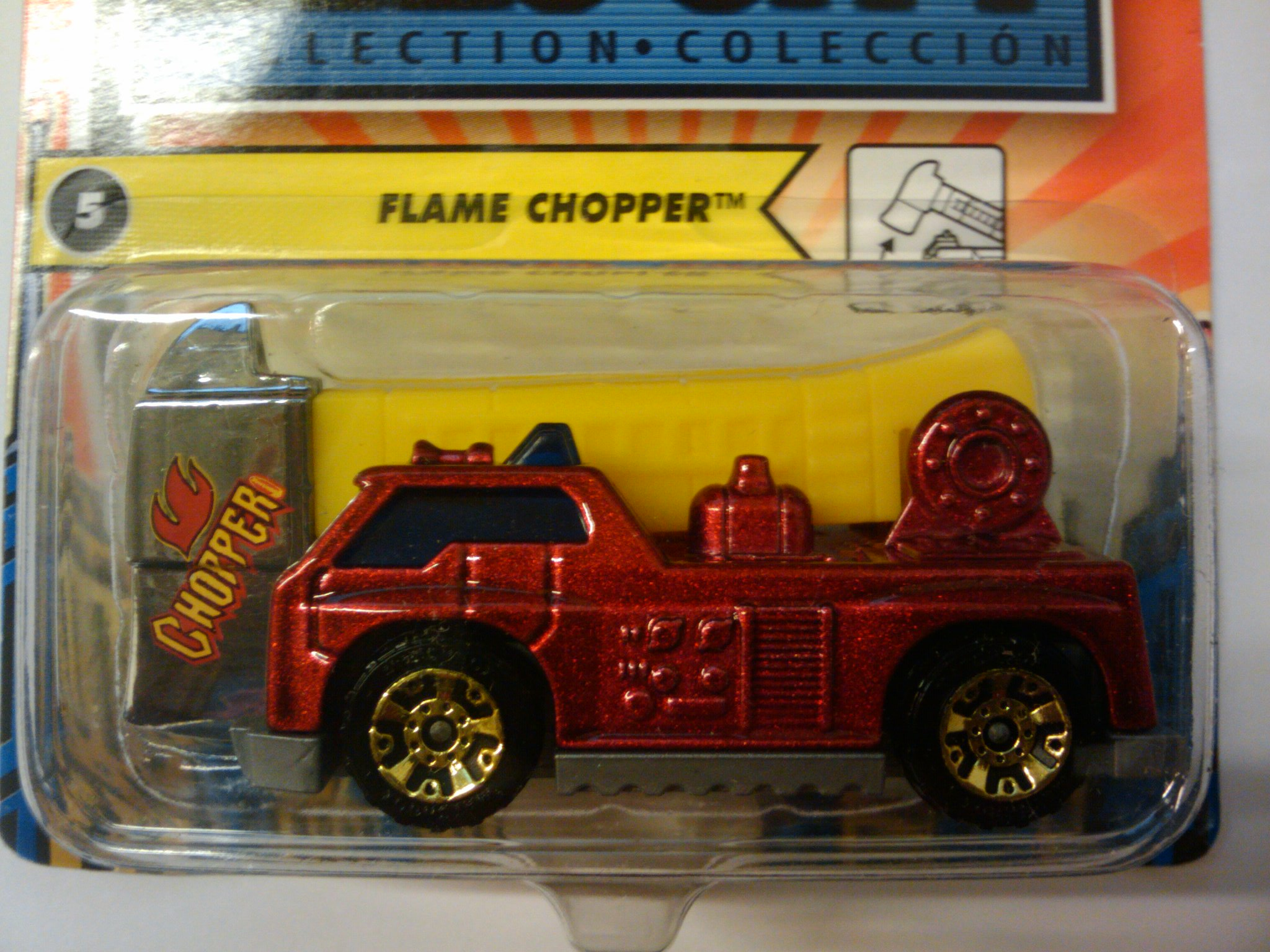 Flame Chopper