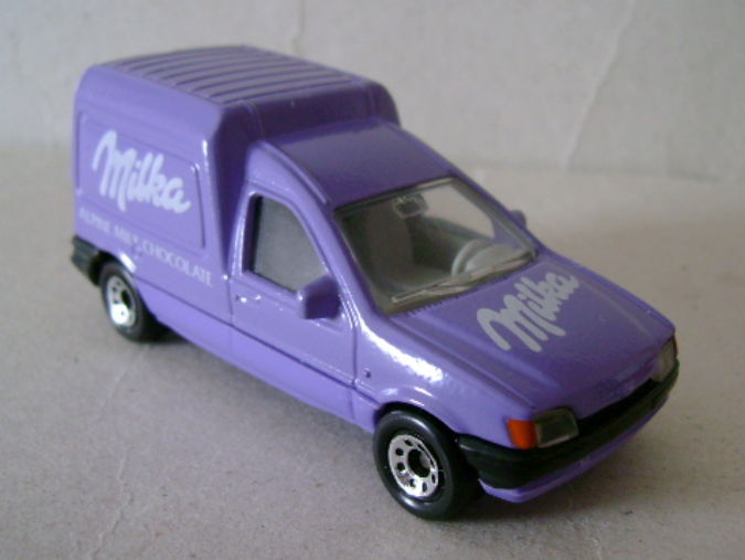 Ford Courier / Courrier