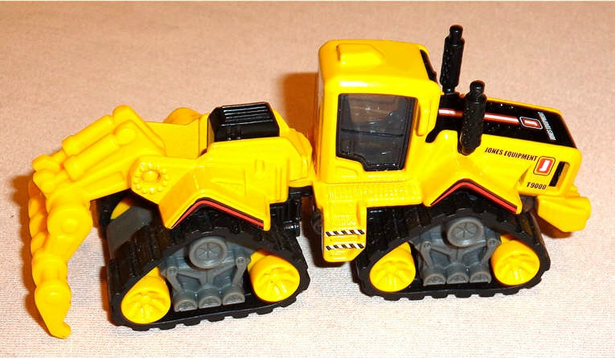 MBX All-Terrain Tractor (RW034)