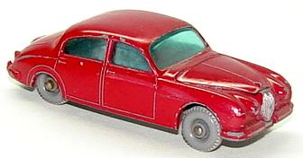 Jaguar 3.4 Litre (65-B)