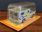MB41 Ambulance - Silver Paris-Dakar 81 - French Issue - rear