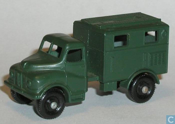 Austin Mk 2 Radio Truck