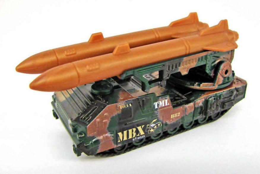 MBX Missile Launcher