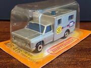 MB41 Ambulance - Silver Paris-Dakar 81 - French Issue