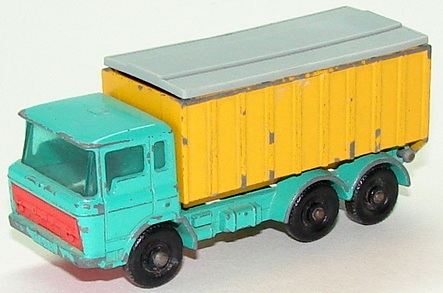 DAF Tipper Container Truck
