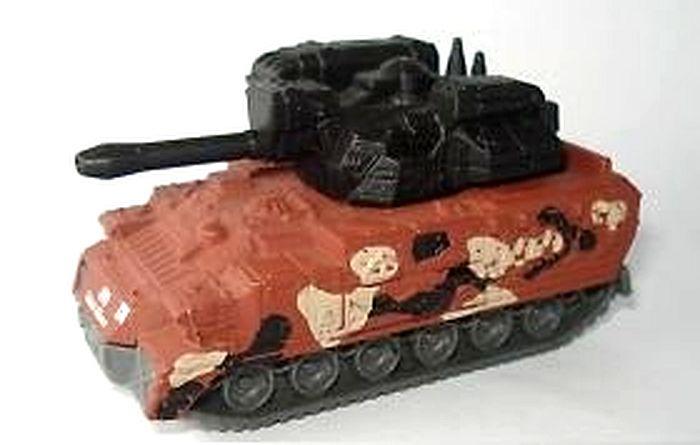 Armor Piercing Tank