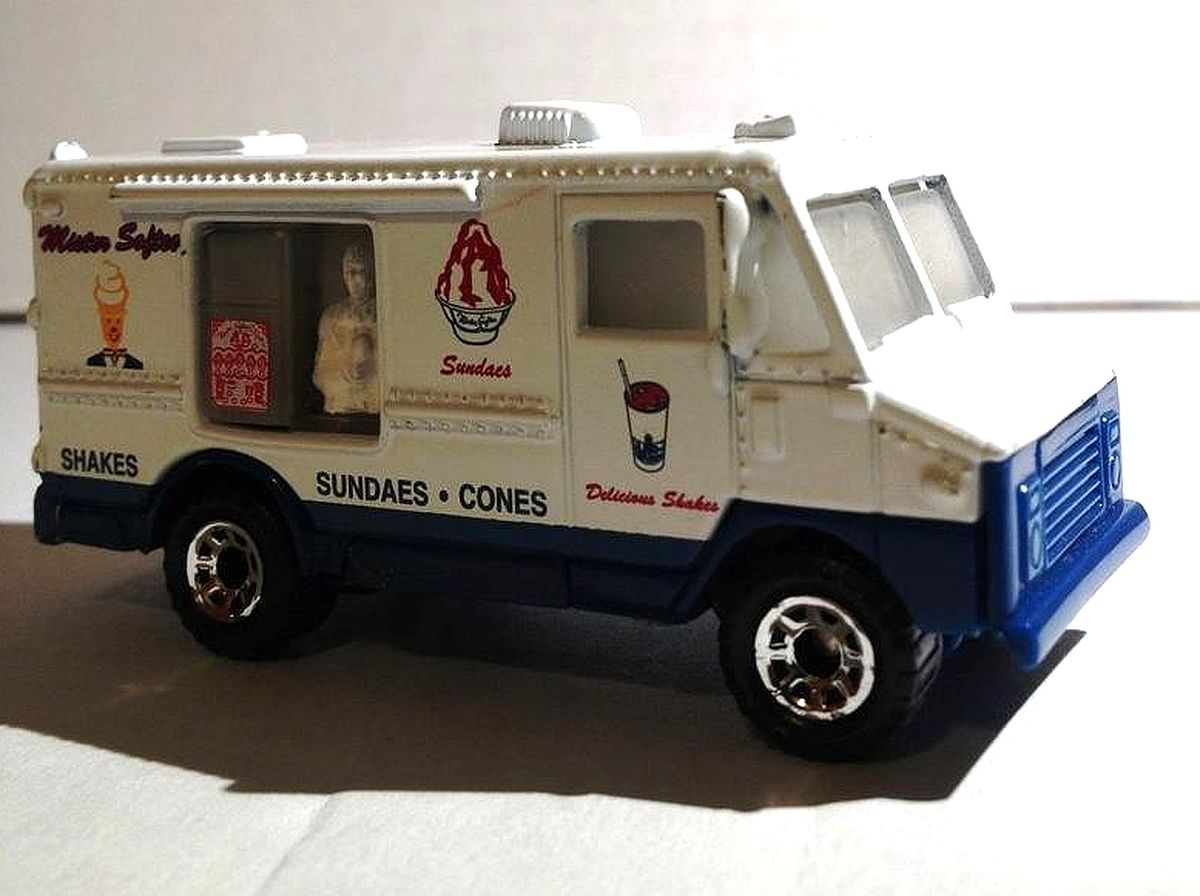 Snack Truck (MB385)