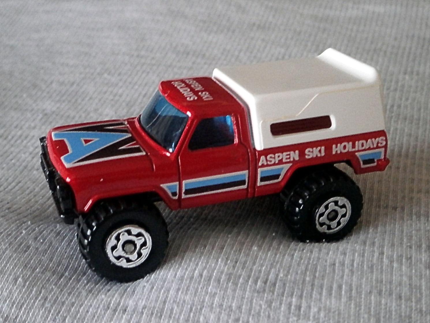 4x4 Mini Pickup