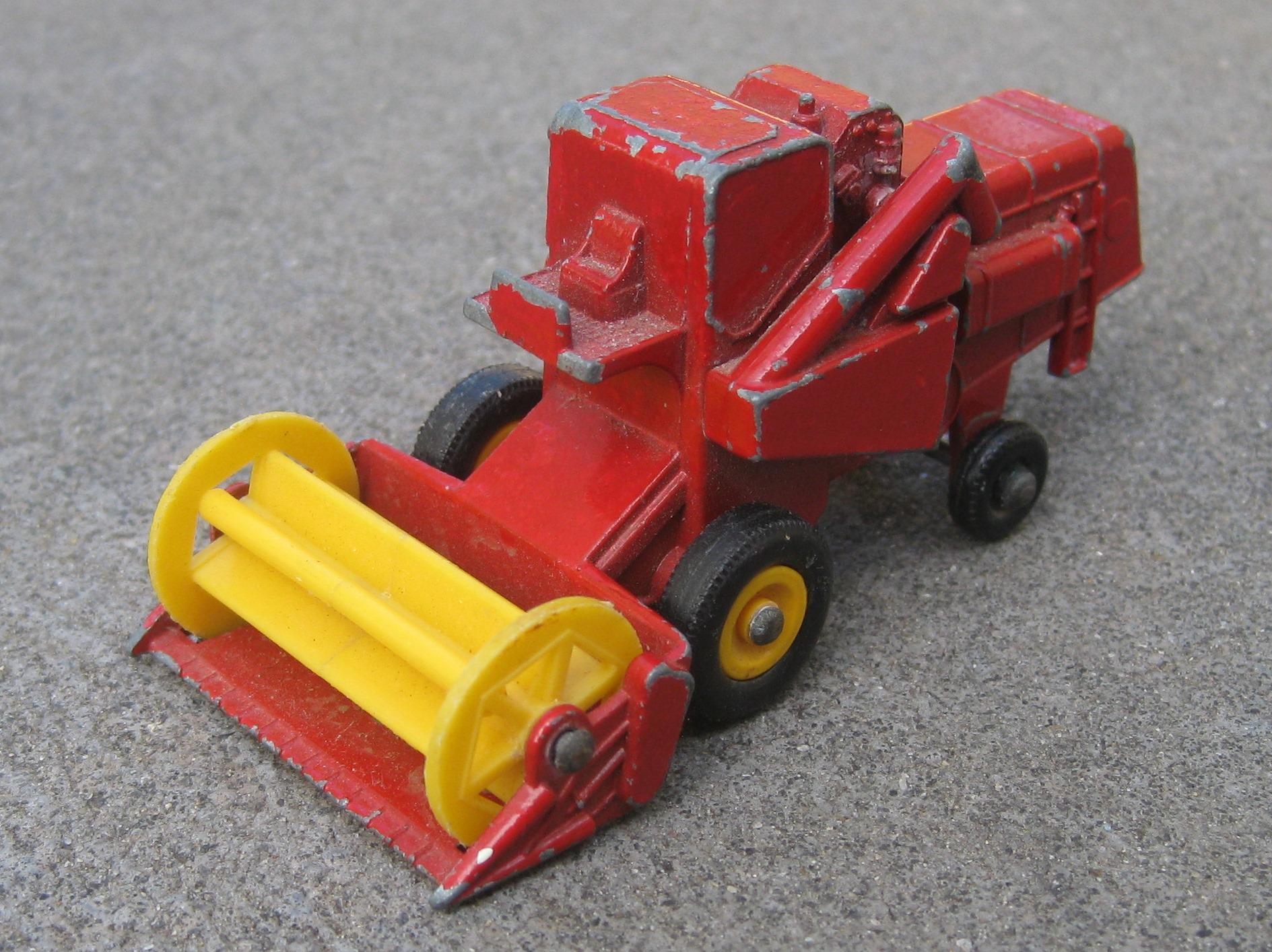Claas Combine Harvester (65-C)