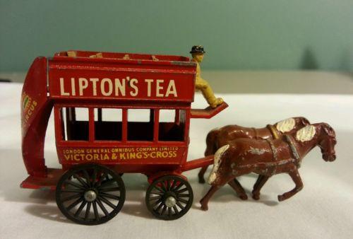 1899 London Horse-Bus (Y-12)