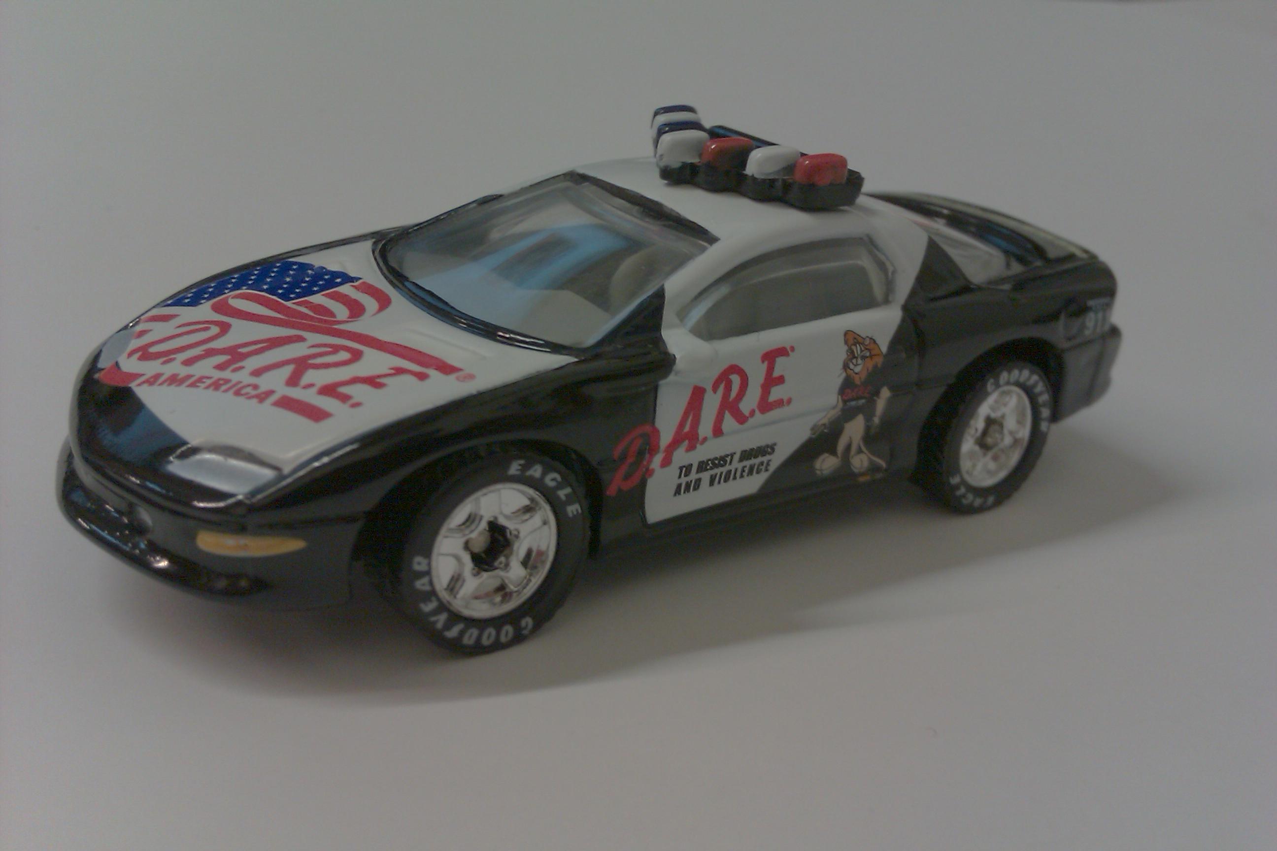 1993 Chevrolet Camaro Z28 Police