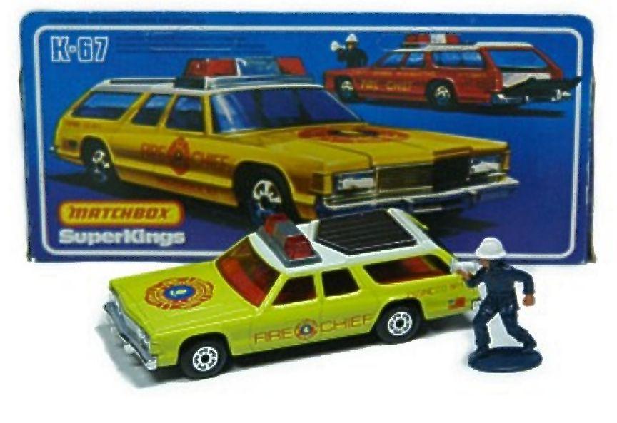Dodge Monaco Fire Chief (K-67)