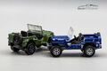 FHH88 and GKL05- Jeep Willys-1