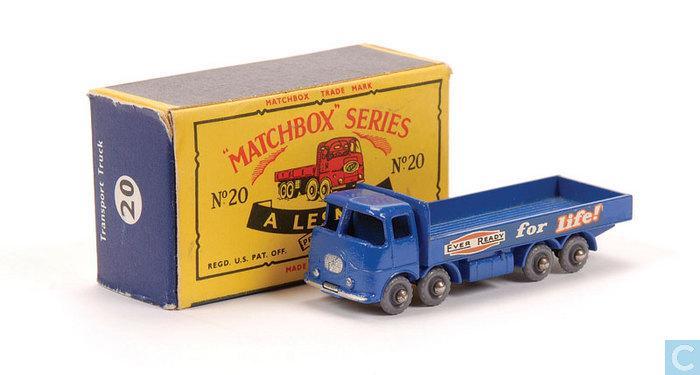 ERF 68G Truck