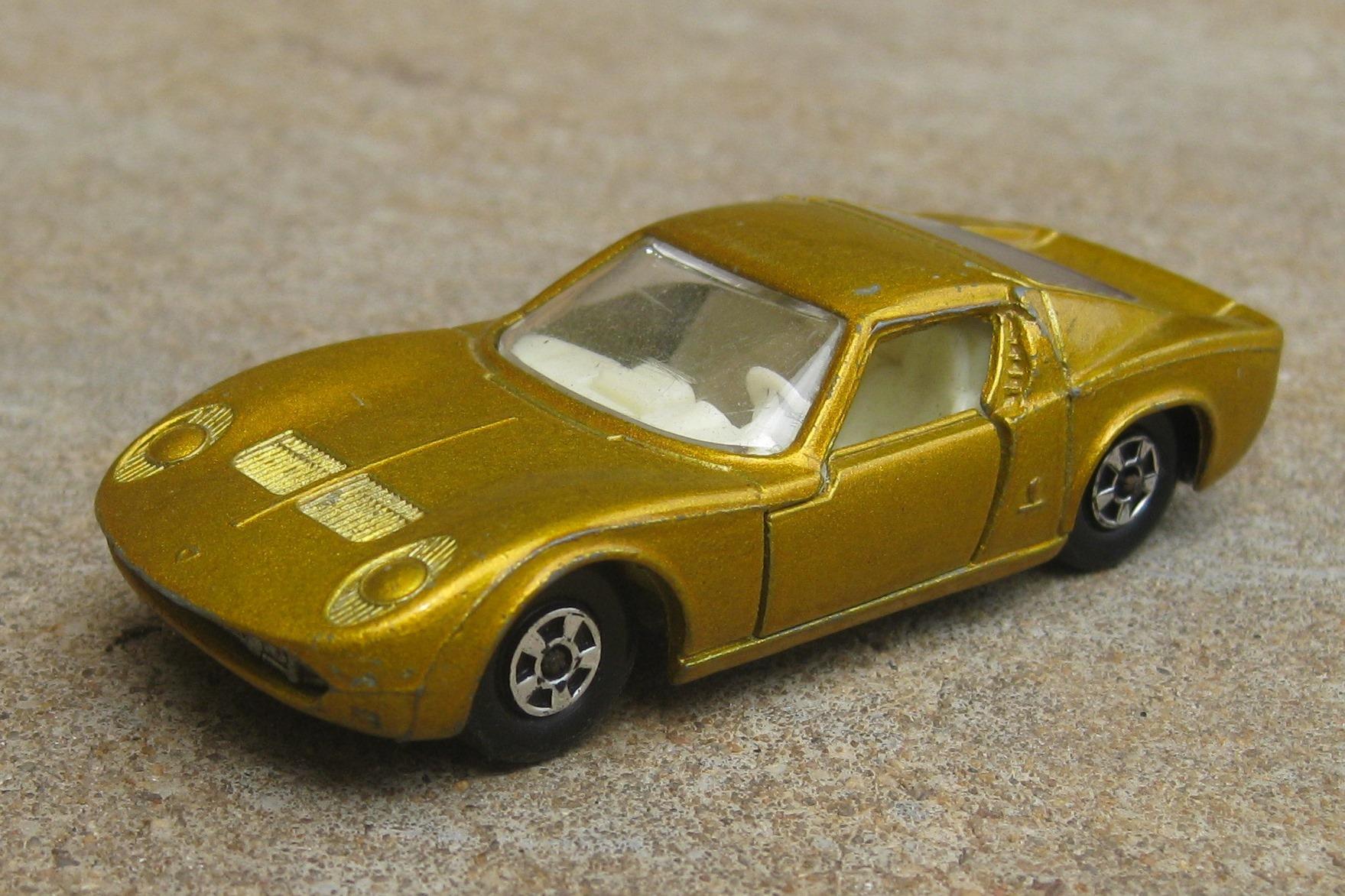 Lamborghini Miura 33C