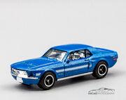 GMG24 - 1968 Ford Mustang GT CS-1