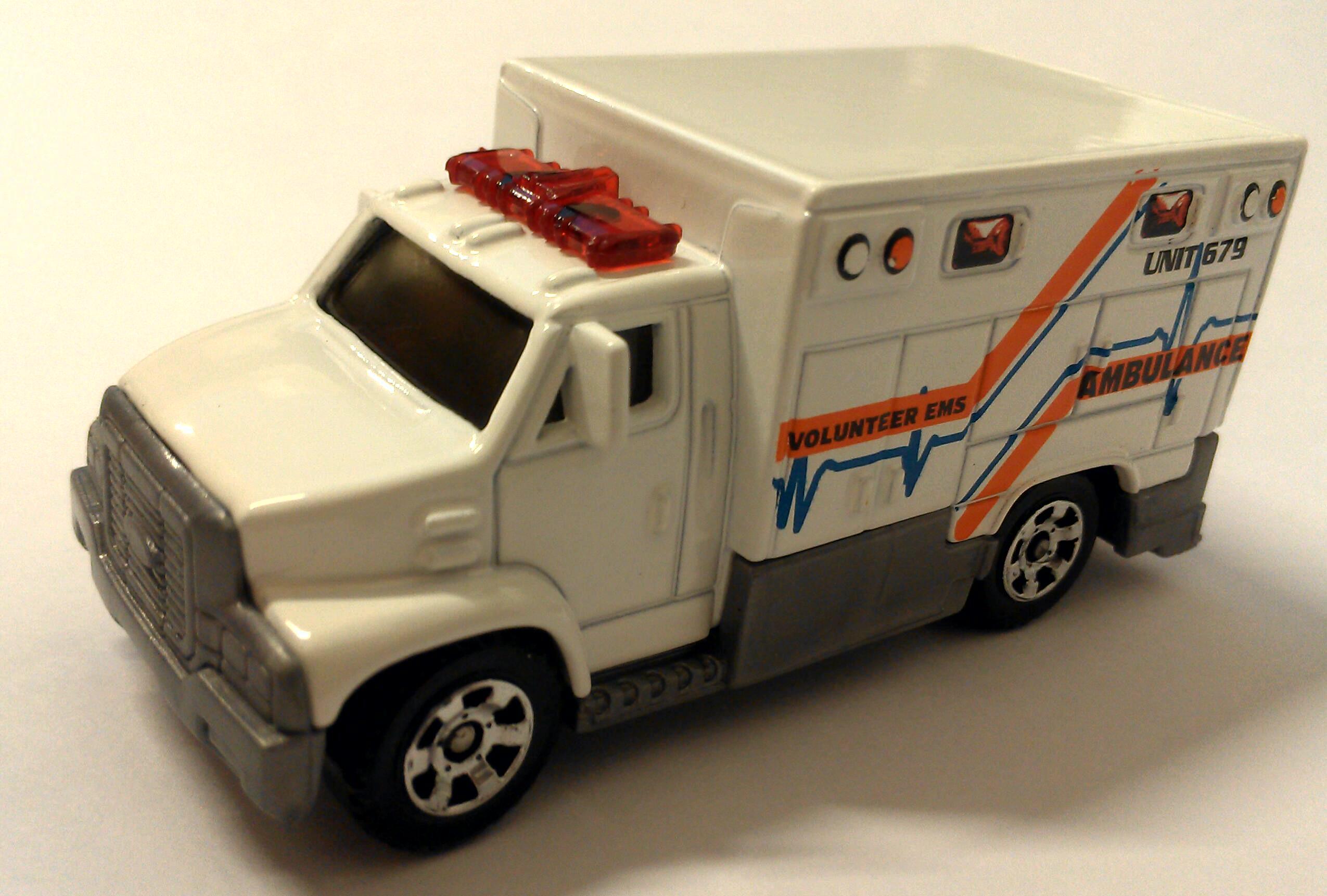 Ambulance (2005)