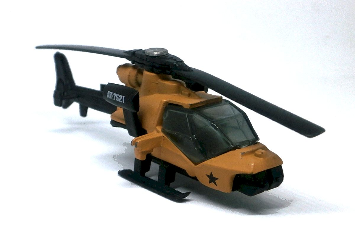 Mission Helicopter