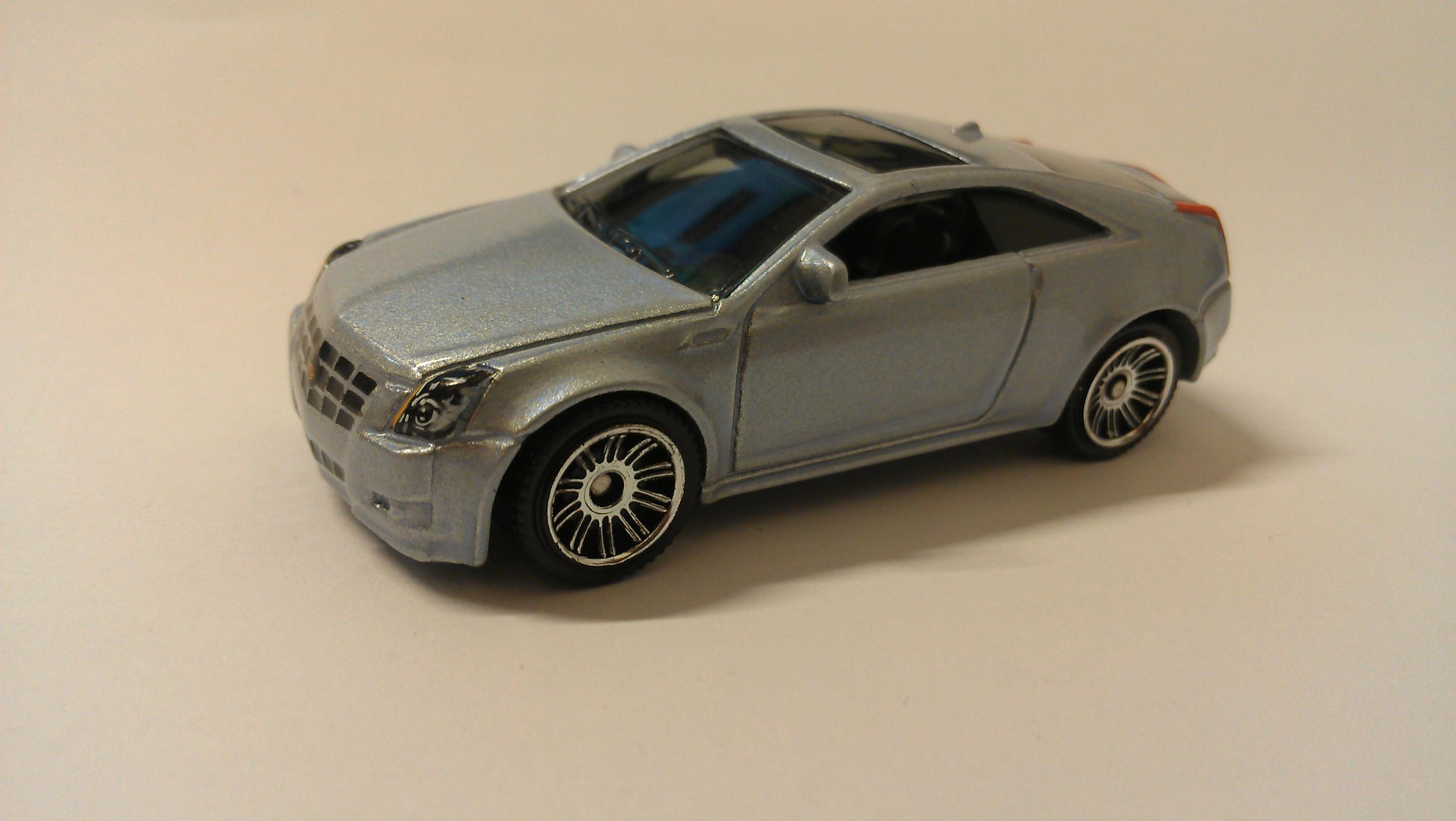 Cadillac CTS Coupe (2011)