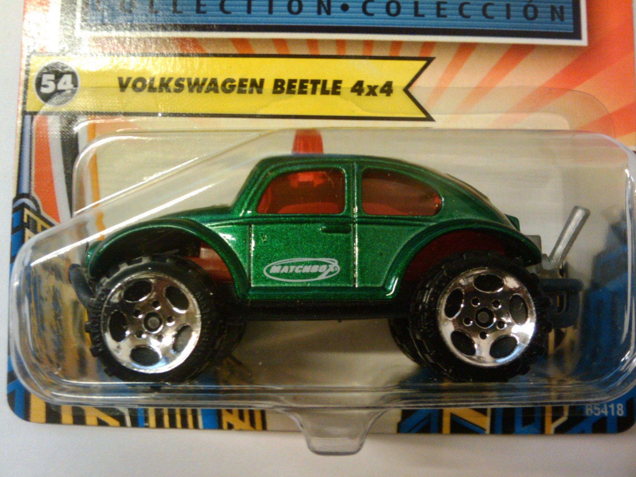Beetle 4x4