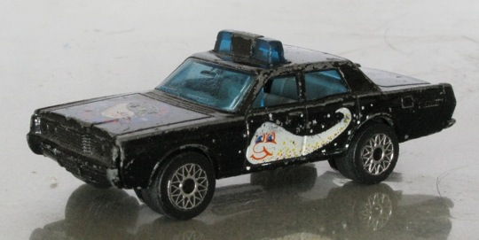 Mercury (police car)
