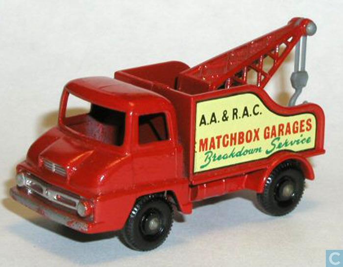Thames Trader Wreck Truck