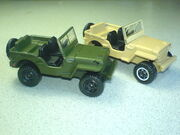 2010 Jeep Willys Custom Tampo Stripped