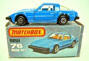 Mazda Savanna RX-7 (MB91 Blue)