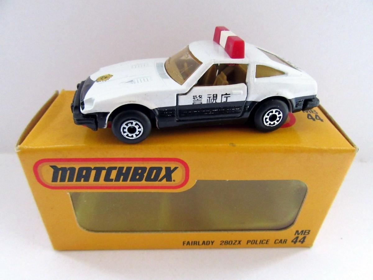 Datsun 280 ZX Police