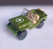 Jeep willys 16 f