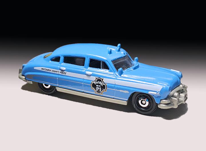 '51 Hudson Hornet Police