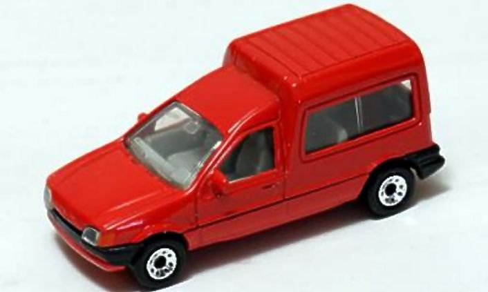 Ford Courier/Courrier