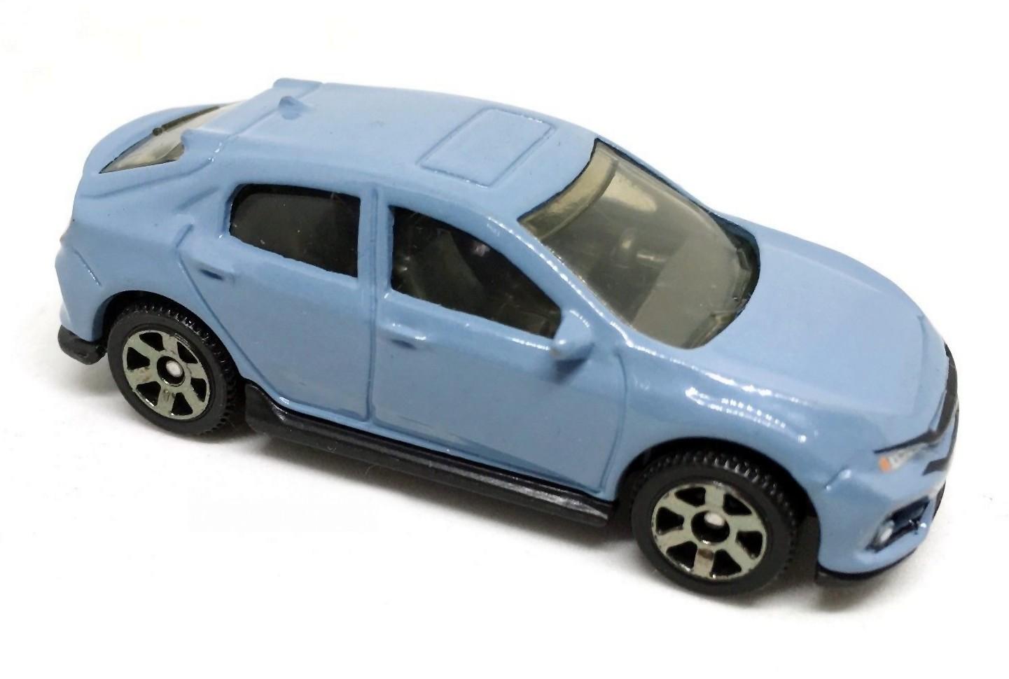 ´17 Honda Civic Hatchback