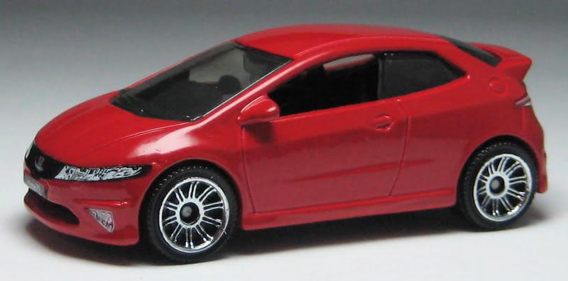 Honda Civic Type R (2008)