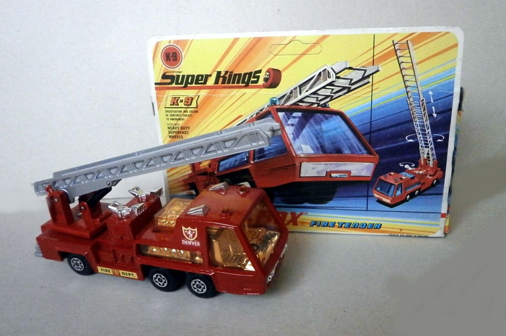 Fire Tender (K-9)