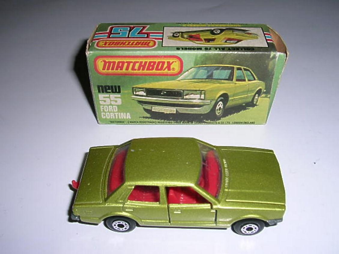 Ford Cortina (Mark IV)