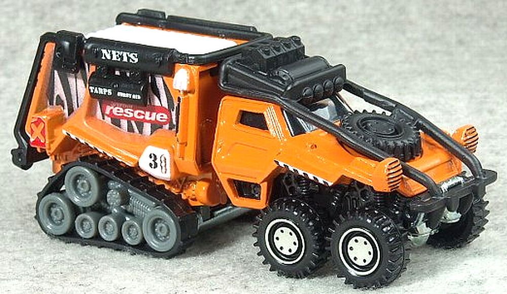 MBX Jungle Expedition Truck (RW-032)