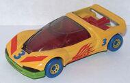 Peugeot Quasar M.F.M. yellow