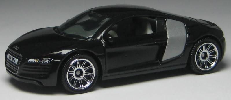 Audi R8 (2007)