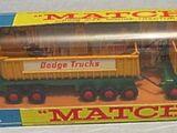 Dodge Tractor with Fruehauf Tippers (K-16)