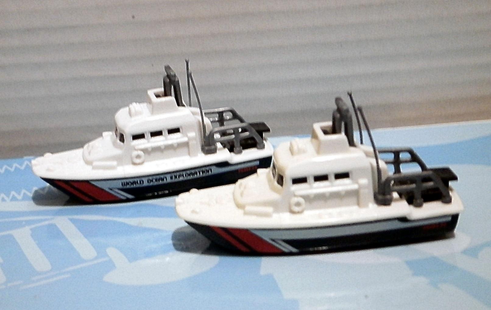 Sea Rescue Boat
