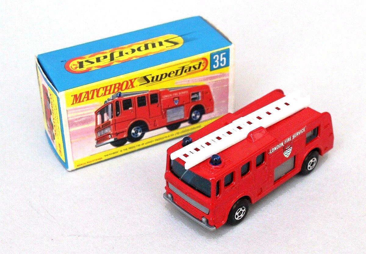 Merryweather Fire Engine