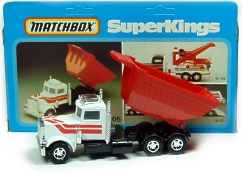 Peterbilt Tipper Truck (K-105)