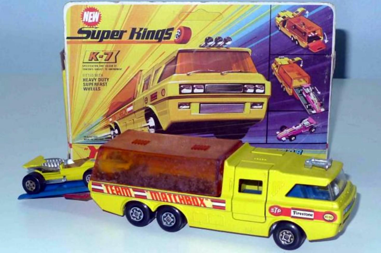 Racing Car Transporter (K-7)